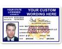 Corporate PVC ID Style #8