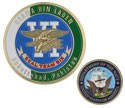 Seal Team 6 Osama Bin Laden Challenge Coin