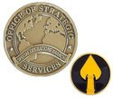 OSS Strategic Services Challenge Coin