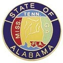 Alabama Center Seal