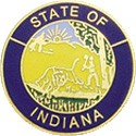 Indiana Center Seal
