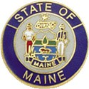 Maine Center Seal