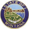 Montana Center Seal