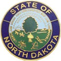 North Dakota Center Seal