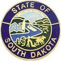 South Dakota Center Seal