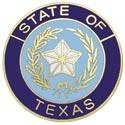 Texas Center Seal