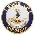 Virginia Center Seal