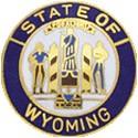 Wyoming Center Seal