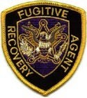 Eagle Fugitive Recovery Agent Mini Patch