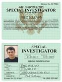Special Investigator Classic Folio