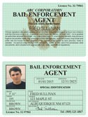 Bail Enforcement Agent Classic Folio