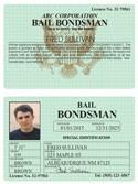 Bail Bondsman Classic Folio