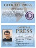 Press Standard Folio