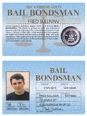 Bail Bondsman Standard Folio