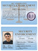 Security Enforcement Standard Folio