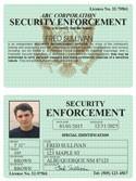 Security Enforcement Classic Folio