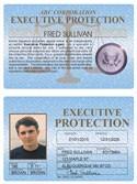 Executive Protection Standard Folio
