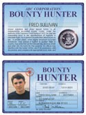 Bounty Hunter Deluxe Folio