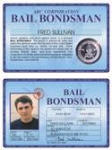 Bail Bondsman Deluxe Folio