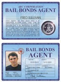 Bail Bonds Agent Deluxe Folio