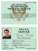 Process Server Classic Folio