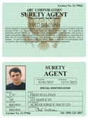 Surety Agent Classic Folio