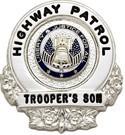 1 3/16 in. Circular Crest Smith & Warren Family Badge FB01