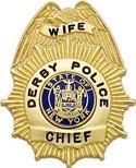 1 5/8 in. Sunburst Smith & Warren Family Badge FB06