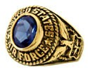 Women's Air Force Military Ring