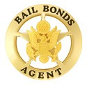 Bail Bonds Agent Badge