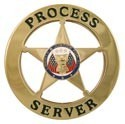 Marshal Style Process Server Badge