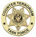 Counter Terrorism Round 7 Point Star Badge