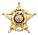 1.54 inch 5 Point Star Smith & Warren Badge M375TX
