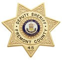 3 inch 7 Point Star Smith & Warren Sheriff Badge M399