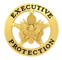 Marshal Style Executive Protection Badge