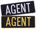 Large Agent Embroidered Patch