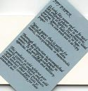 Spy Paper Sheets (20-Pack)