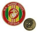 USMC Vietnam Challenge Coin