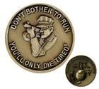 USMC Sniper Challenge Coin