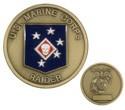 Marine Corps Raider Challenge Coin