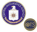 CIA Office of Technical Services Challenge Coin