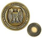 NSA Challenge Coin