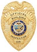 3.02 inch Eagle Top Smith & Warren Badge S120