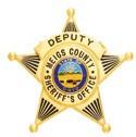 2.625 inch 5 Point Star Smith & Warren Badge S261