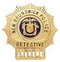 1.37 inch Sunburst Smith & Warren Badge S292