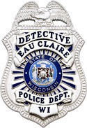 2.98 Eagle Top Smith & Warren Police Badge S599