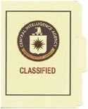 CIA Classified File Folder 5-Pack