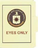 CIA Eyes Only File Folder 5-Pack