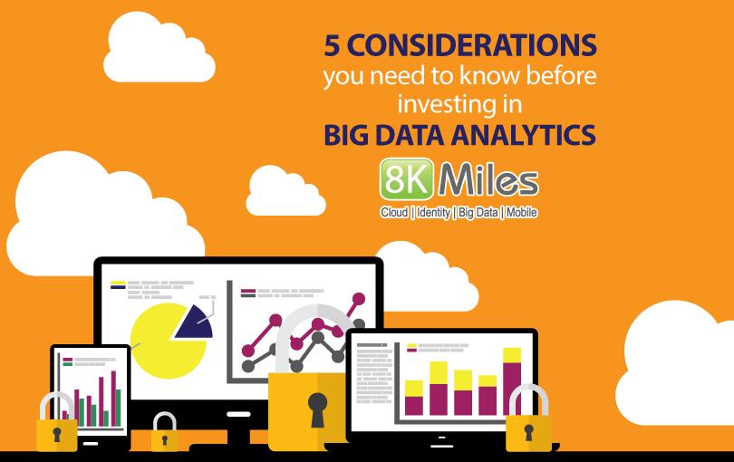 Investing in Big Data Analytics