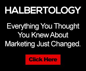 Halbertology